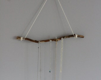 Tree Branch Jewelry Organizer