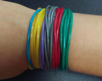 21 Day Fix Jelly Bracelet Container Trackers