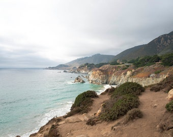 California Coast Landscape