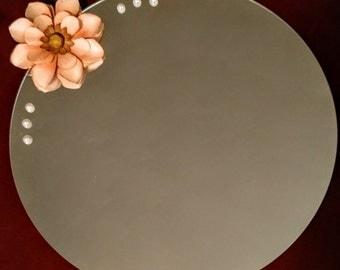 Embellished Decorative Mirror
