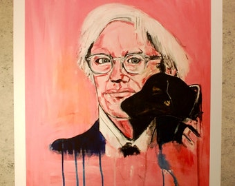 A Portrait of Andy Warhol (with borders)