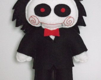 Saw Puppet Billy