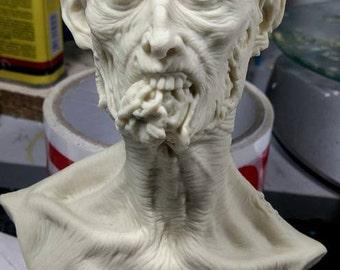 Zombie resin kit (blank)