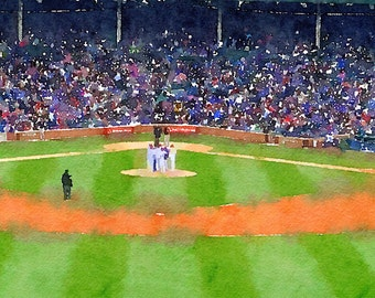 Conference on the Mound