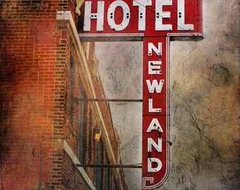 "Dallas, Texas - ""Dallas Hotel Newland"""