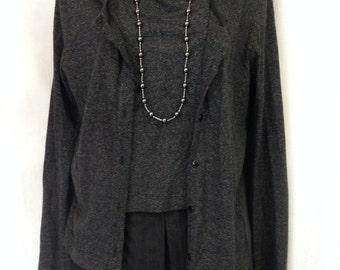 grey sweater set,  Limited,  grey sweater set, gray sweater set,
