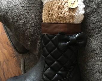 Cute Kids Boot Cuff