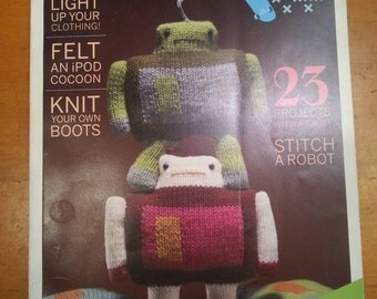 Craft Magazine #1 premiere issue transforming traditional crafts 23 projects