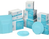 Foil Wrap Around Cake Boards 50 ct box, Available in Black, White, Silver, Gold, Lilac, Pink and Tahiti