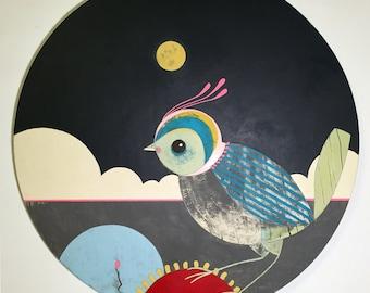 Nightbird - RESERVED