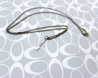 Simple Spoon Necklace - Spoonie - Spoon Theory - Chronic Illness
