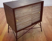 MG-2  Console cabinet  night stand McCobb Era  Mid Century Modern Case goods