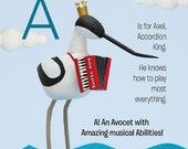 axel the accordion king