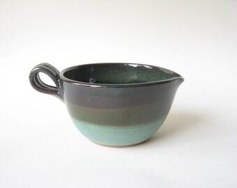 Pottery Batter Bowl