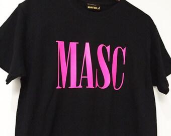 Masc T-Shirt - Neon pink