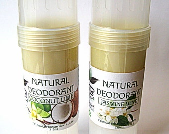 Effective All Natural Deodorant