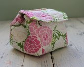 Small Padded 55mm Lens Wrap Camera Bag Insert by Watermelon Wishes Ready to Ship