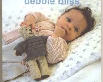 Baby cashmerrino knitting book