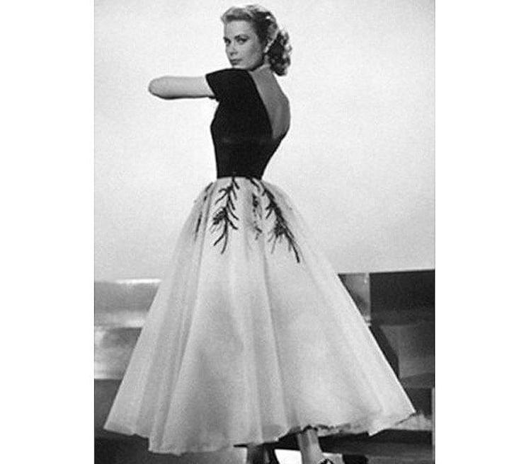 1950s Grace Kelly Dress From Rear Window By Pinkpurr