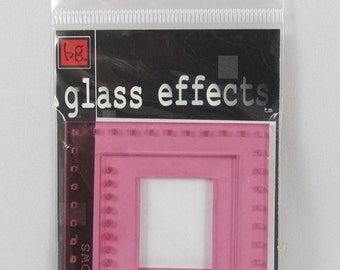 Heidi Grace Designs Glass Effects Pink Frame #AA228