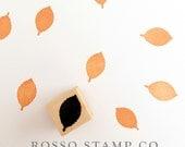 Elm Leaf Stamp - Autumn Leaf Stamp - Fall Stamps