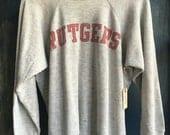 Vintage rutgers sweatshirt