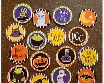 Halloween Matching Game-For All Ages-Classroom Game or Home