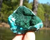 RESERVED-Malachite and Chrysocolla ~ African Malachite, Raw Malachite, Healing Crystal, Hippie, Gypsy, Fairy, Metaphysics, Energy Stone