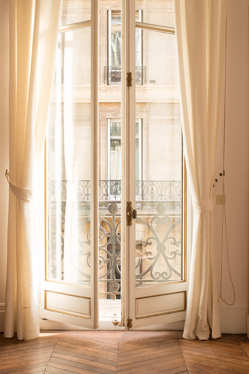 Paris Photography Afternoon Light In The Paris Apartment