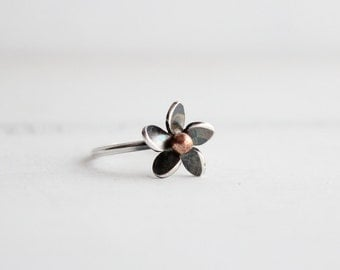 Plumeria toe ring, Toe rings, Gifts under 25, Christmas gifts, stocking stuffers, gifts under 25, gifts for her, beach jewelry