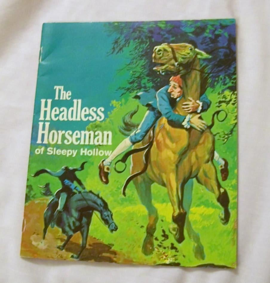The Headless Horseman Of Sleepy Hollow Headless Horseman