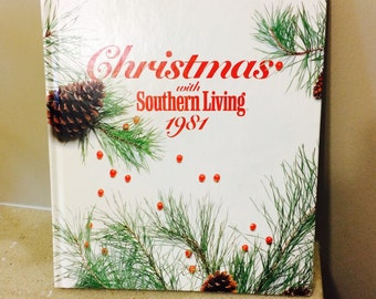 Christmas with Southern Living 1981