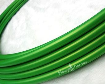"NeW! Color-Shifting 'CHRYSALIS MORPH' Polypro!  3/4"" & 5/8"" OD Hoop Or Minis Set! Free Sanding Option."