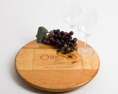"Oreno featured on our 16"" Lazy Susan"