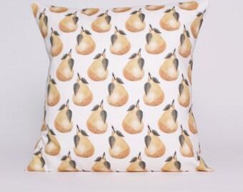 Pear cushion cover - Square