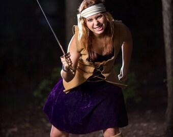 Women's Pirate Costume size Small