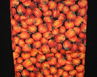 Table Runner, Fall theme, pumpkins