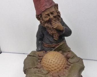 Vintage Dr. Tom Clark Gnome Hogan from Cairn Studios