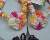 ON SALE NOW....Girls Flip Flops, Size 13/1 Girls Sandals...One Pair left