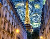 SALE 20% off -- 2016 Desk CALENDAR 5x7 Paris France Photo Travel Photography
