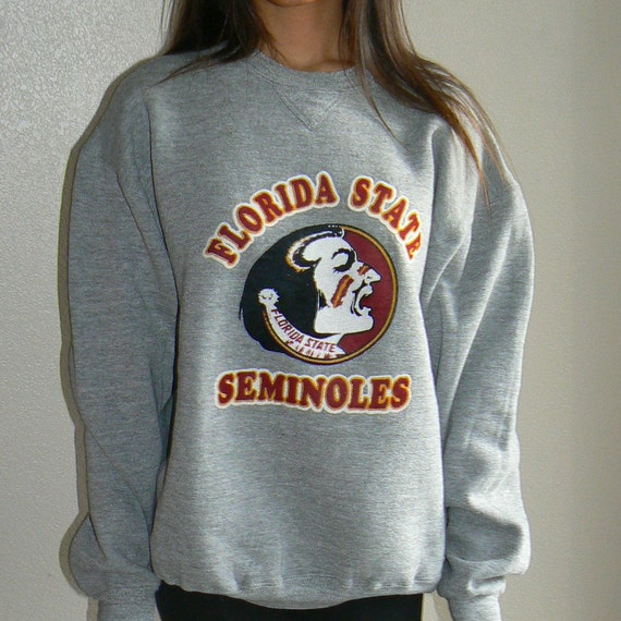 vintage florida state seminoles sweatshirt by