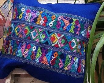 """Mayan Cushion Cover - 16"""" x 16"""""""