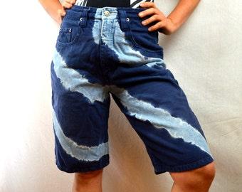 Vintage Tie Dye Summer Beach Jams Shorts - Unionbay