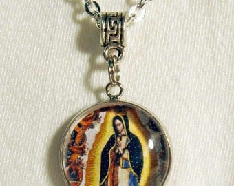 Our Lady of Guadalupe necklace - AP17-312