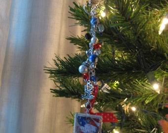 EOD Master Badge dangle Christmas Ornament