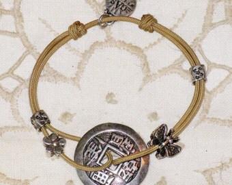 Vintage Gas Bijoux St. Tropez Layering Charm Bracelet (BR-2-1)