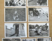 Stash of Old Black and White Photos - Old Family Photos  - Seaside - Old Wedding Photograph - Vintage Family Pics - Old Friends Photo