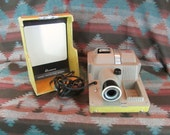"""Vintage Revere 444 2 x 2 Slide Projector Chicago USA ~ Needs New Cord ~ Wollensak Projection """"Irismatic"""" Lens ~"""