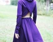 Dress , Casual , Day Dress ,Low High Dress, Women Dress