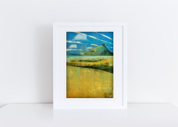 The Moor - Signed Print